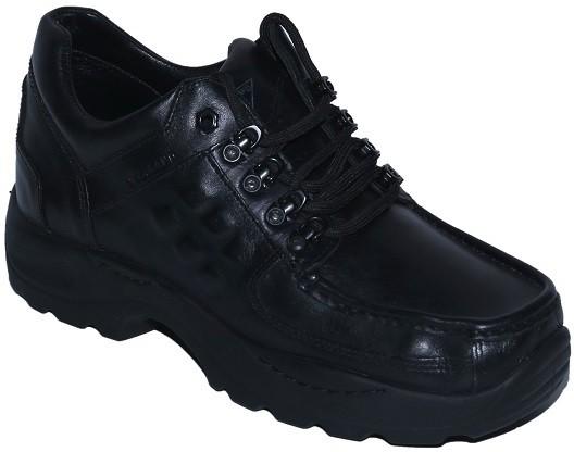 Woodland Men Outdoor Shoes(Black)