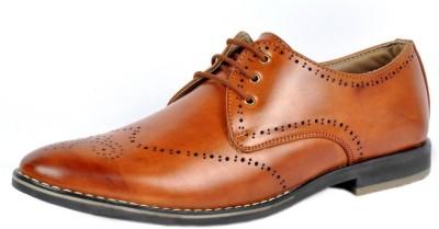 Sutoris Dapper Brogue Party Wear Shoes