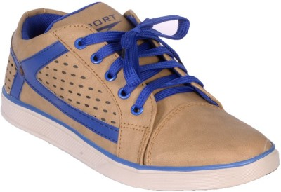 Jk Port Men New Beige Sneakers