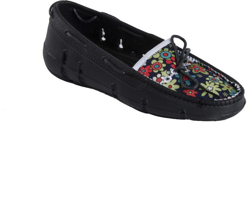 Spice Ladies Women Loafers(Black)