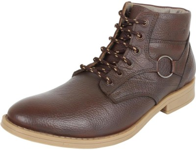 SeeandWear Leather Ankle Boot Boots