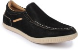 Jove Pious Casual Shoes (Black)