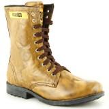 Richfield Rado Qadira Teak Boots (Tan)