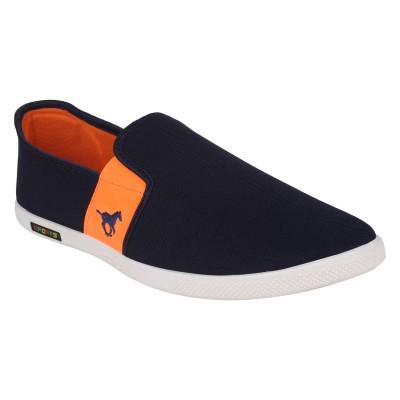 Earton Blue-383 Loafers