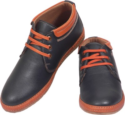 Limerence Aisley Black Corporate Casuals