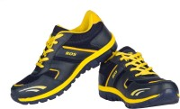 Ros 1125 NBlue Yellow Walking Shoes