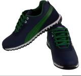 DLS Running Shoes (Blue, Green)