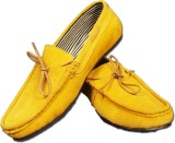 Austrich Loafers (Tan)