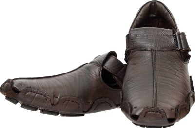Mori Leather Driving Shoes