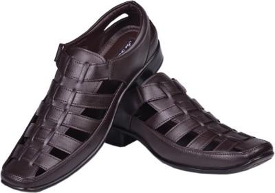 SAN BUSHMAN Brown Casual Shoes Casuals