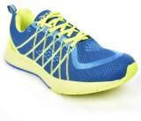 Action Shoes 1553-ROYAL-GREEN Running Sh...