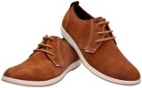 John Karsun Leather Casual Shoes (Tan)