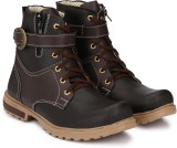 Shoe Day Boots (Brown)