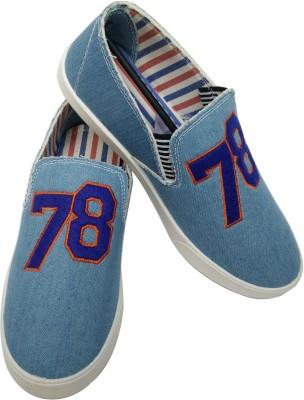 COMFORT COTTON D-78 Canvas Shoes