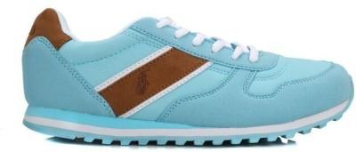 Ralph Lauren Lauren Junior Vacation Blue Dart II Trainers Casual Shoes
