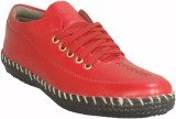 Shockerrock Casual Shoes (Red)