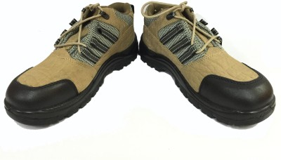 Allen Cooper Safety with steel toe cap ISI & DGMS Approved Casuals Shoes