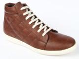 Mmojah Rhino-18 Casual Shoes (Brown)