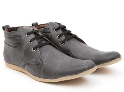 Drex Casual Shoes(Black)