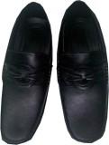 Karnavati Loafers (Black)