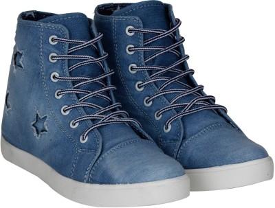 Kraasa Sneakers, Boots(Blue)