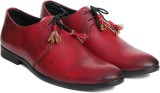 Bacca Bucci Lace Up (Maroon)
