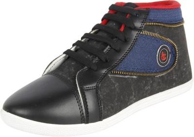 Vivaan Footwear Black-240 Casual Shoes