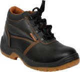 Hillson Hi-Ankle Safety Shoe Casuals (Bl...