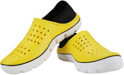 Vostro Bob-Yellow White Casuals