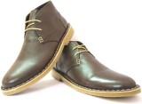 Shoozix Agustus Boots (Brown)