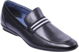 Cord Wainers Slip On Shoes (Black)