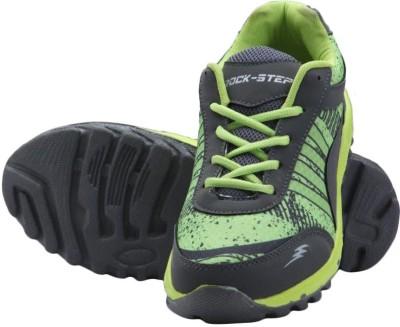 Rockstep Blue Green Sports Running Shoes
