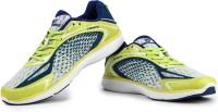 Austin-Prozone Austin Prozone Mens Navy Lime Sport Shoes Casuals(Navy, Green)