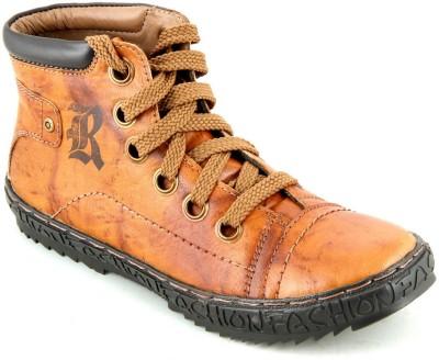 Richfield Rado Hermes Tan Boots