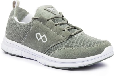 Pure Play Modesto-Grey Running Shoes