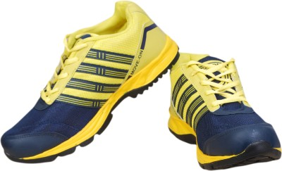 The Scarpa Shoes Mozo Yellow Running Shoes