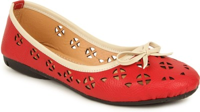 Lovely Chick Lovely Chick Women Casual Bellies SF-152-RED Bellies