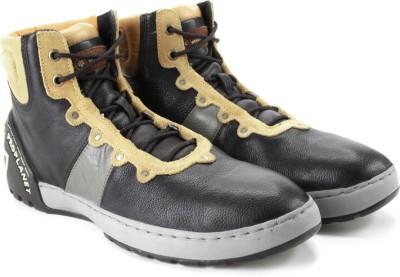 Woodland Boots(Black)