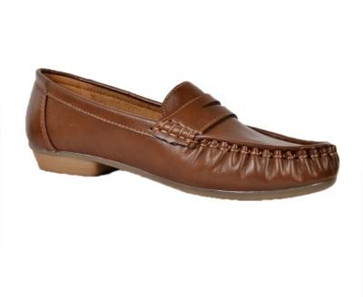 Bootie Walk Italian Moccasin Mocassin, Loafers, Bellies, Corporate Casuals(Brown)