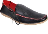 Stan Chief Loafers (Black)