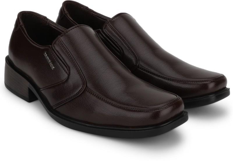 Provogue Slip on ShoeBrown