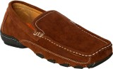 StyleToss Casual Loafers (Tan)