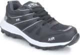 SRV Vega Black Sports Running Shoes (Bla...
