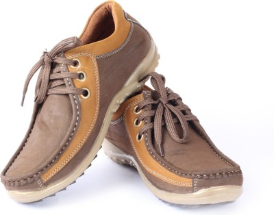Moladz Cappi Brown Corporate Casuals