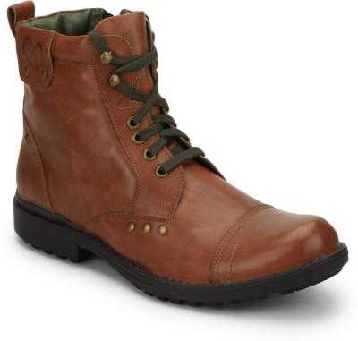 Delize T-002 -TAN Boots