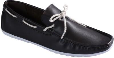 Pinellii Footloose Slip On Brown Boat Shoes