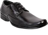 Huggati Lace Up Shoes (Black)