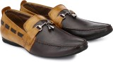 Prolific Loafers (Brown, Tan)