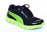 Adjoin Steps Walking Shoes (Green)