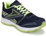 Rexel Spelax Cricket Shoes (Green, Navy)